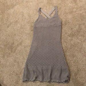 Dress, crocheted sundress